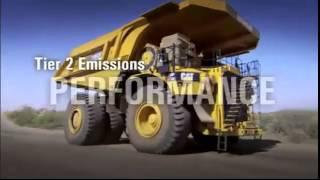 795F AC Electric Drive Truck