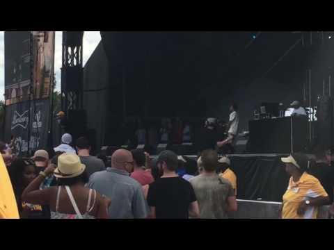 Mac Miller 'Nikes On My Feet' 2016 Houston Free Press Summer Fest