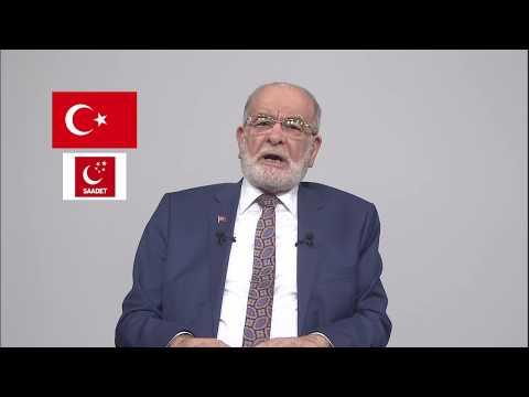 Temel Karamollaoğlu - Saadet Partisi TRT...