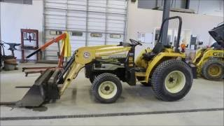 cub cadet 7234 walk around