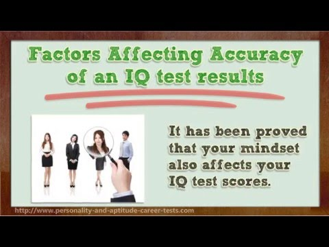 Is there any accurate IQ test