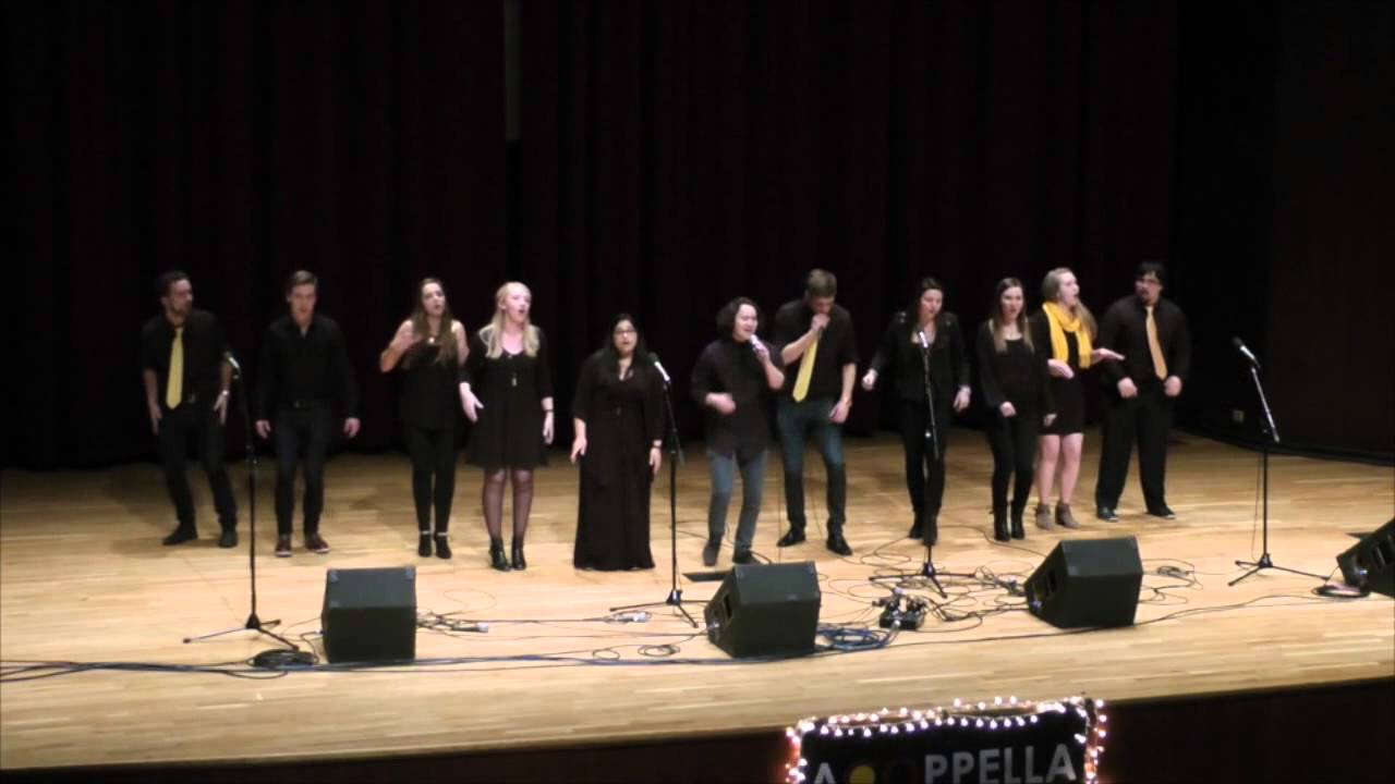 Too Close - Mile 21 A Cappella (ACOppella Festival 2016)