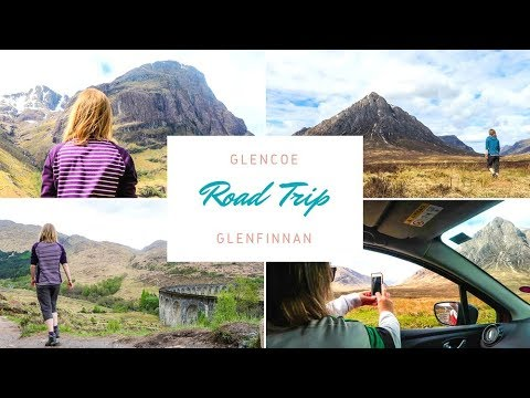 Explore Scotland | The Glencoe & Glenfinnan Road Trip!