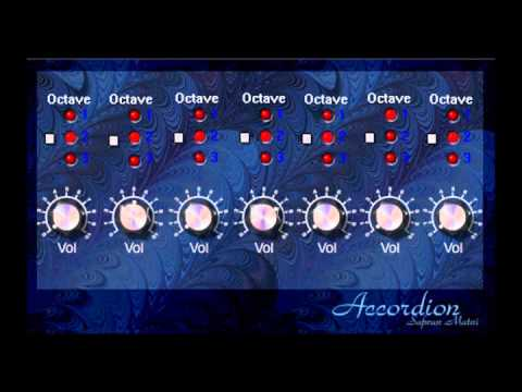 Accordion VST by Safwan Matni