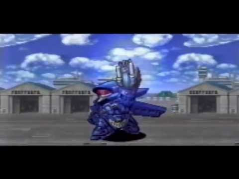 Super Robot Wars Alpha Gaiden — Heavy Metal Mongage