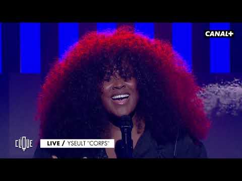 """Yseult En Live Dans Clique Avec """"Corps"""" - CANAL+"""