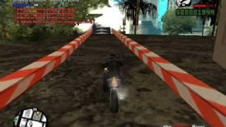 GTA San Andreas: SAMP - Caidas Chistosas Y Muertes
