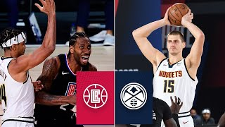 Check out game 2 highlights as jamal murray, nikola jokic and the denver nuggets take on kawhi leonard, paul george la clippers in second round o...
