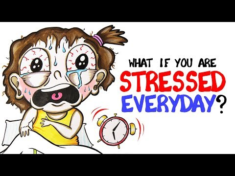 What If You Are Stressed Everyday?
