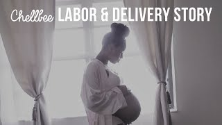 My Labor and Delivery Story