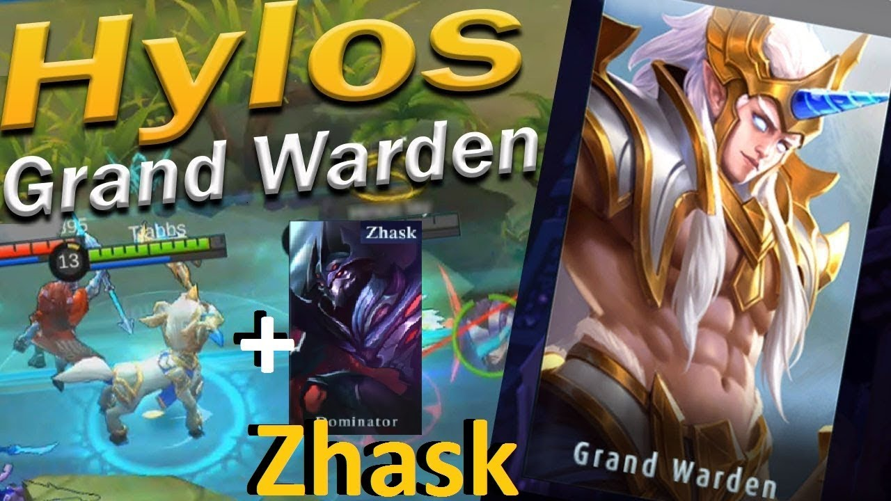 Mago Möbel mobile legends hylos gameplay novidades do novo mago zhask