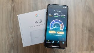 Google Wi-Fi Access Point 1Gbps Internet Speed Test in India!