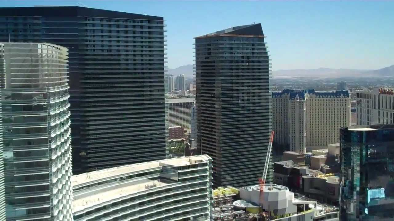 Aria Sky Suite 1 Bedroom Penthouse - YouTube