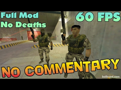 Half-Life: Opposing Force: GROUND ZERO 2 FALLOUT - Full Walkthrough 【NO Commentary】