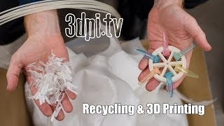 Reusing Plastic With 3D Printing