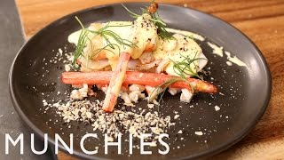 Fat Prince: Lunchables Veal Oscar With Michael Voltaggio And Matthew Gray Gubler