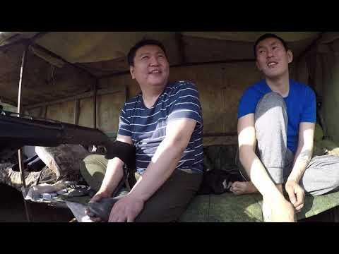 Реальная охота на уток и гусей Верхоянском районе часть 1