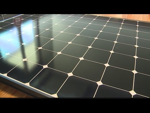 Most Efficient Solar Panel