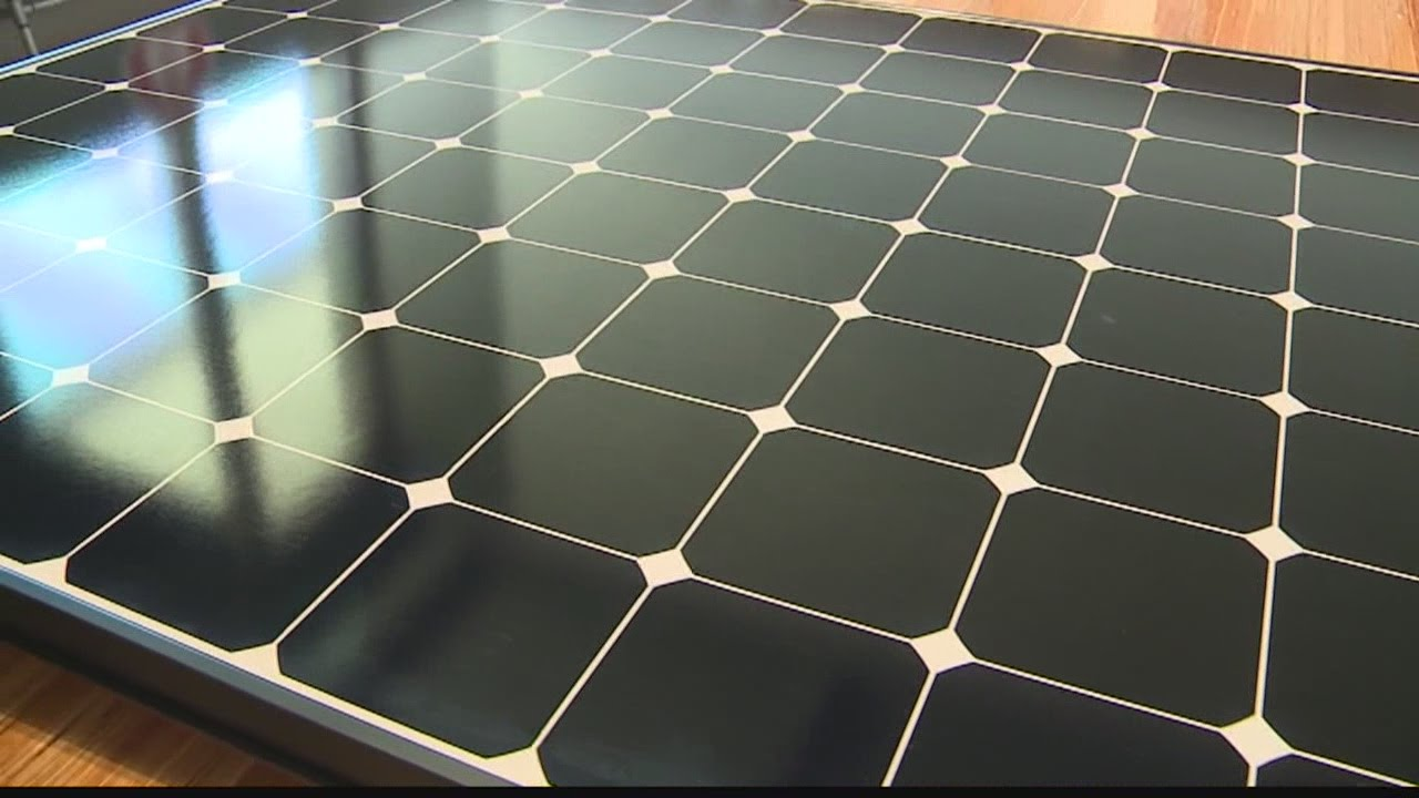 Most efficient solar panel youtube dailygadgetfo Gallery