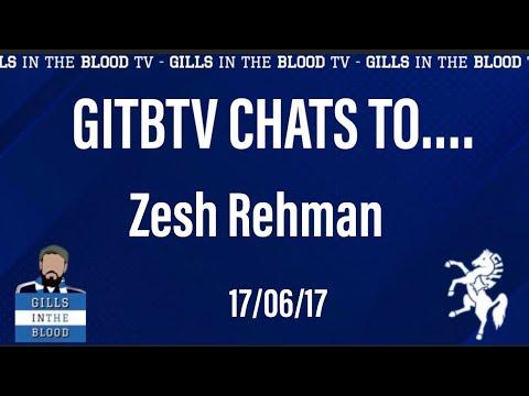 GITBTV, Zesh Rehman Interview feat. Globe Trotting, Football in Asia & Keeping Gills Up, 19-06-17