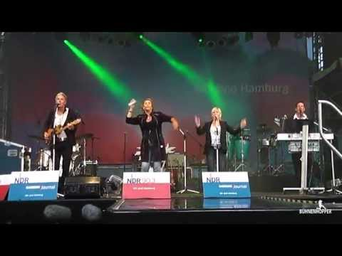 Showband Papermoon - NDR Sommertour Volksdorf