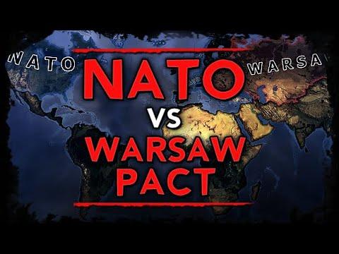 [HoI4] NATO vs Warsaw Pact [1980] w/ Nukes  