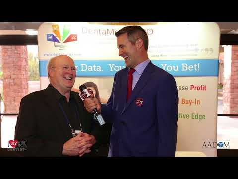 Focused Client Data Extraction with the Best Dental Analytical Software | AADOM 2017 Interview