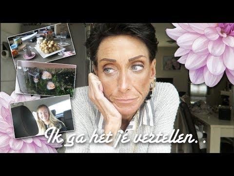 #Vlog 17t/19 sept.'17...Ik ga het je vertellen....