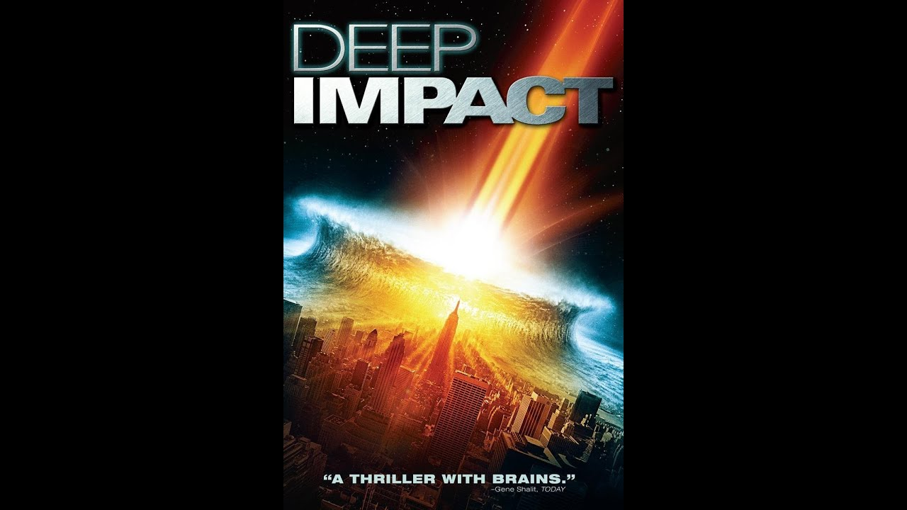 Deep Impact 1998 Filmanmeldelse Youtube