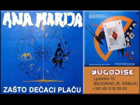 Ana Marija - Harvey - (Pijani Blues) - (Audio 1990)
