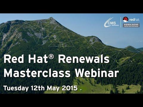 Red Hat Renewals Masterclass