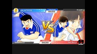 WY ALLSTARS BATTLE - Captain Tsubasa Dream Team