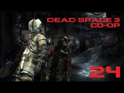 Dead Space 3 (Кооператив) - Часть 24 — Хранилище Обелисков | Бонусная миссия