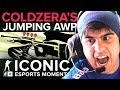 ICONIC Esports Moments: Coldzera's Jumping AWP Play (CS:GO)