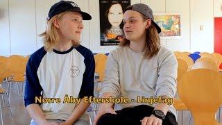 Linjefag og valgfag på Nørre Åby Efterskole