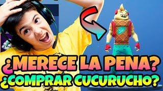 I BUY THE NEW SKIN OF *FORTNITE CUCURUCHO ??? 🤦 ♂️