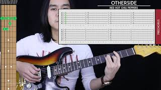 Otherside Guitar Cover - Red Hot Chili Peppers 🎸  Tabs + Chords 
