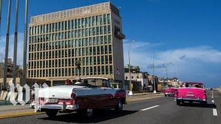 Senate hearing on health issues of Cuban diplomats
