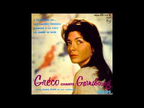 Juliette Gréco - L'amour à La Papa