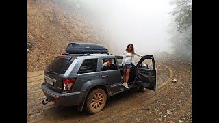 Из Батуми на Гомис Мта. Грузия. Как добраться в облака.Тяжелая и красивая дорога в в горы.