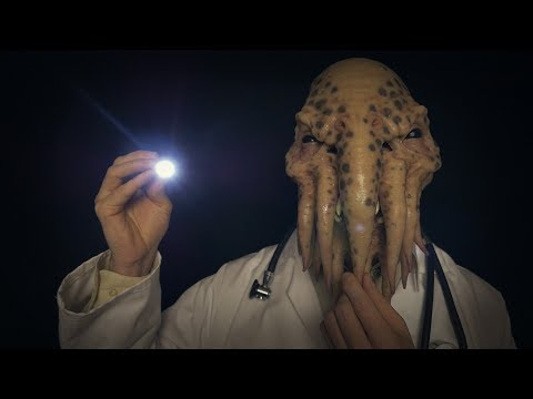 Doctor Cthulhu's ASMR Checkup