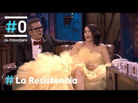 LA RESISTENCIA - Entrevista a Andreu Buenafuente y Silvia Abril   #LaResistencia 04.02.2019