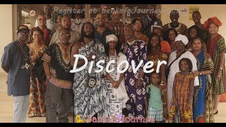 See REAL African Greatness EXCLUSIVELY on the Sankofa Journey - Wakanda ain't got nothin on thi