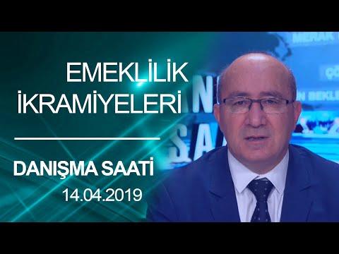Danışma Saati 14.04.2019 - Medya24 TV