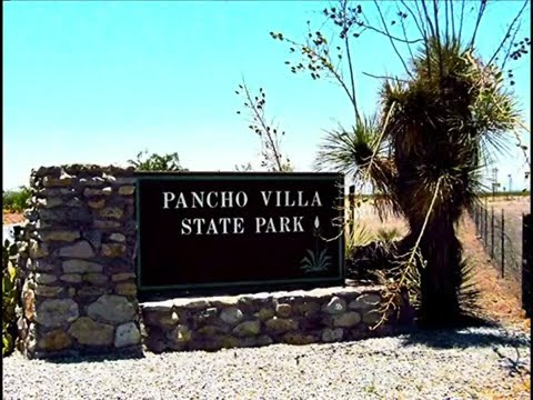 Welcome to Pancho Villa State Park