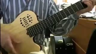Thien dang tinh ai-Solo Guitar