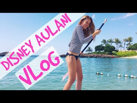 Aulani Disney Resort // Hawaii VLOG