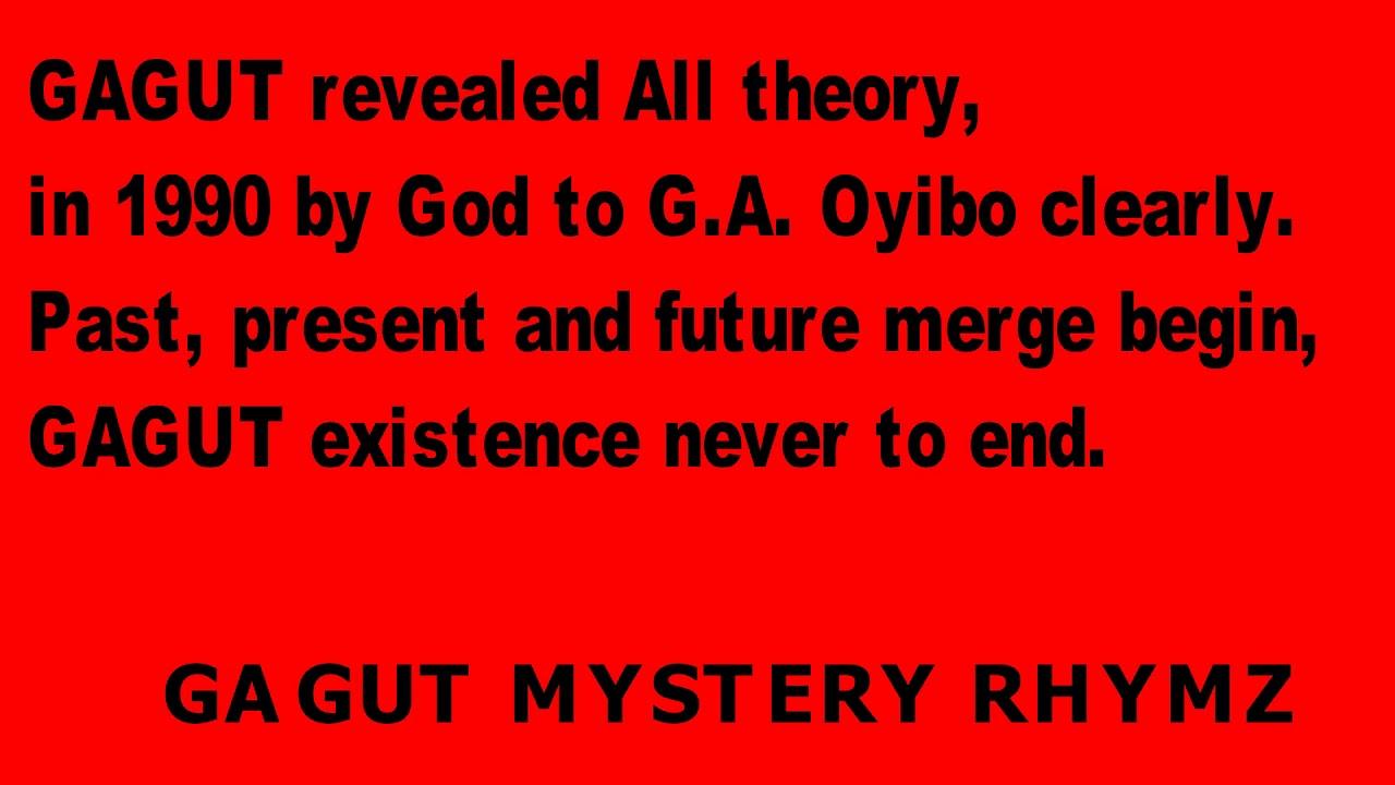 Mystery Rhymz GAGUT