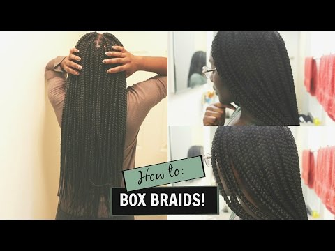How To Install Neat BOX BRAIDS Doovi