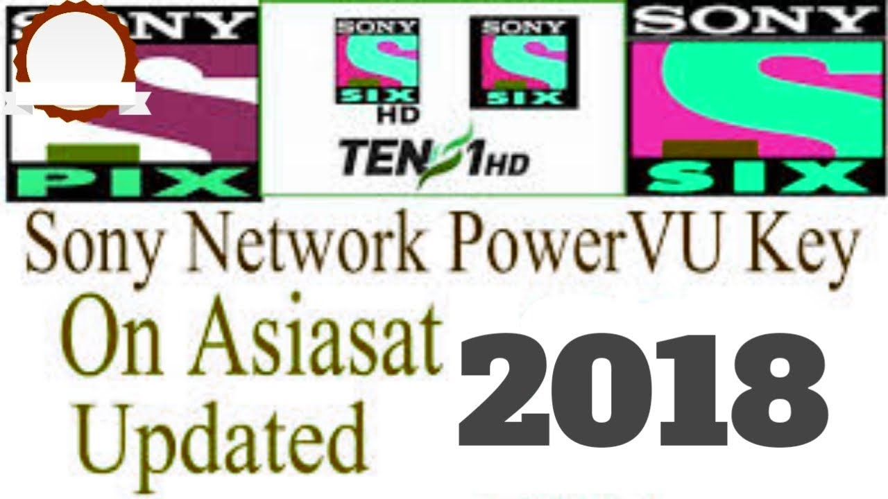 Tensport, Sony HD1 and other Sony channels power VU key update/change